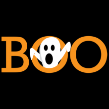 Boo Ghost Halloween Clothes