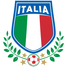 Bandiera dell Italia Italy flag with olive branch soccer t-shirts